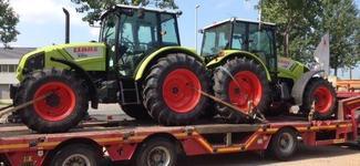 Vergauwe K&P - Nieuwpoort - Tractoren & landbouwmateriaal